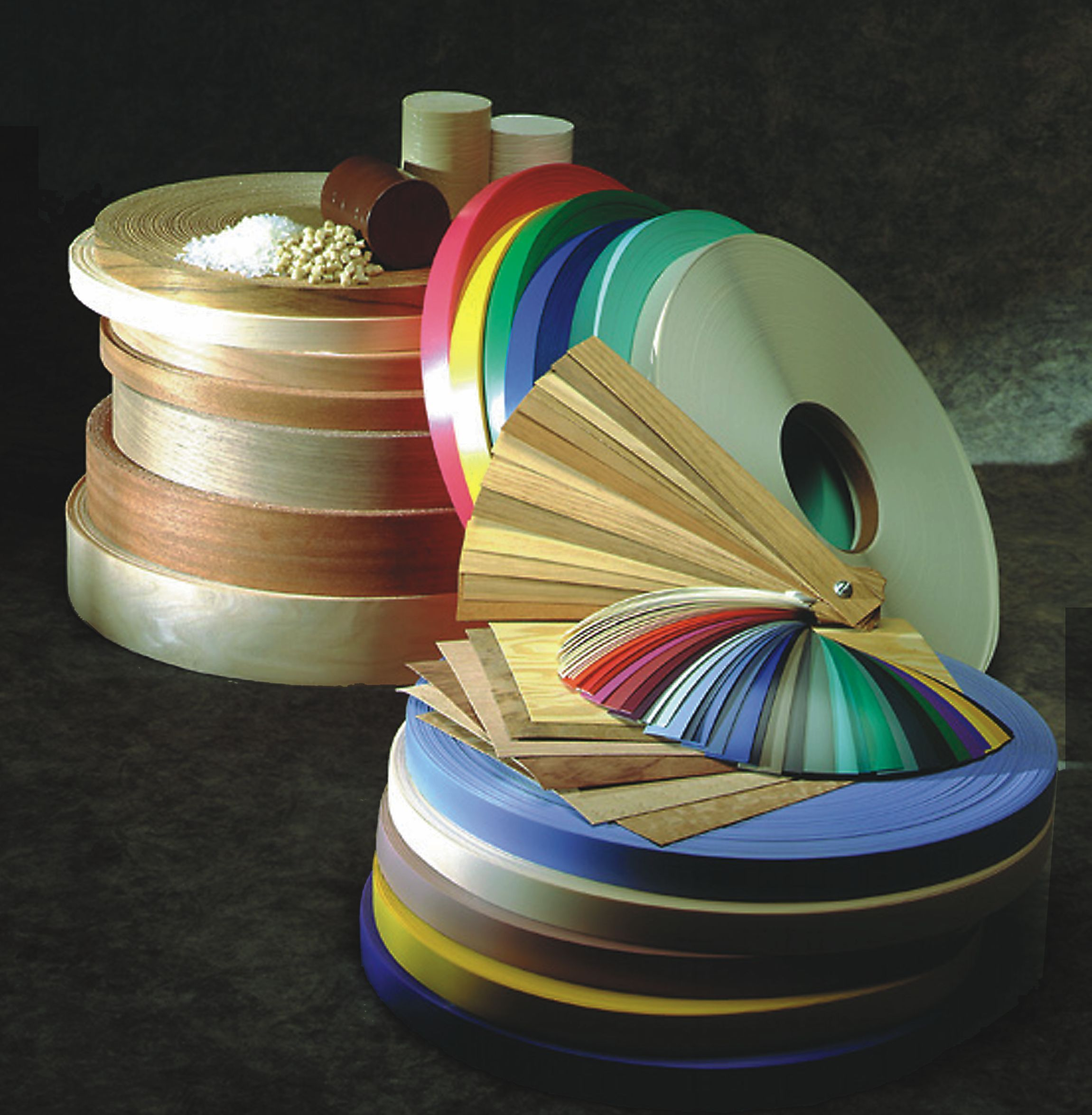 Edgebanding Colors Matching PVC Edge Banding - Edge TapeEdgeCo, Inc