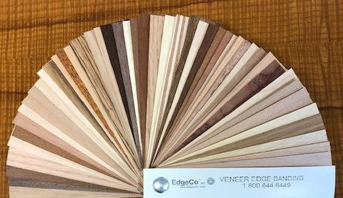 White Oak Rift Wood Veneer Edge Banding Tape Edgeco Inc